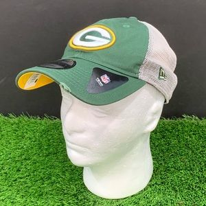 Green Bay Packers New Era 9 Twenty Trucker Cap